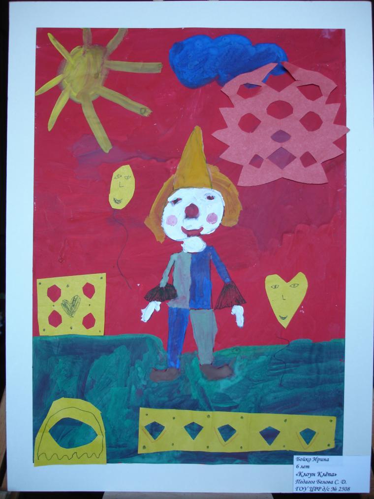 дошкольникам о живописи: