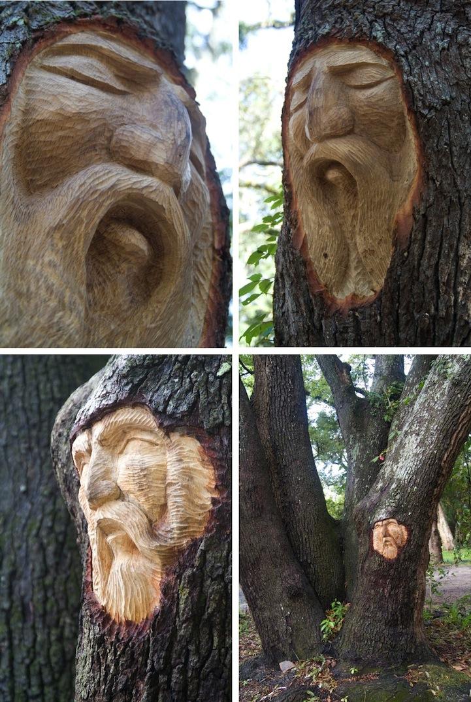 резьба дерево