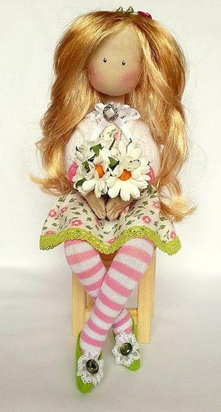 Текстильные куклы ручной работы картинки