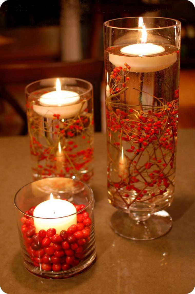 декорирование, свечи