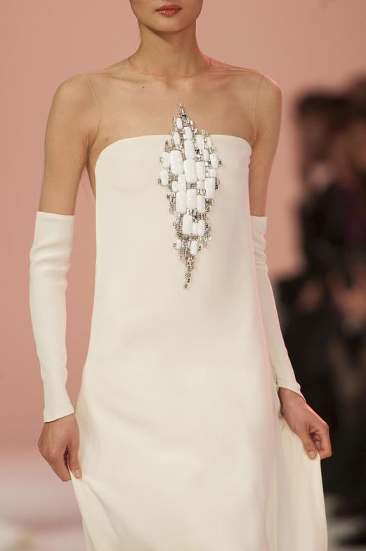 Stephane Rolland Haute Couture весна-лето 2014, фото № 107