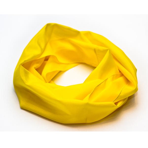 легкий шарф снуд