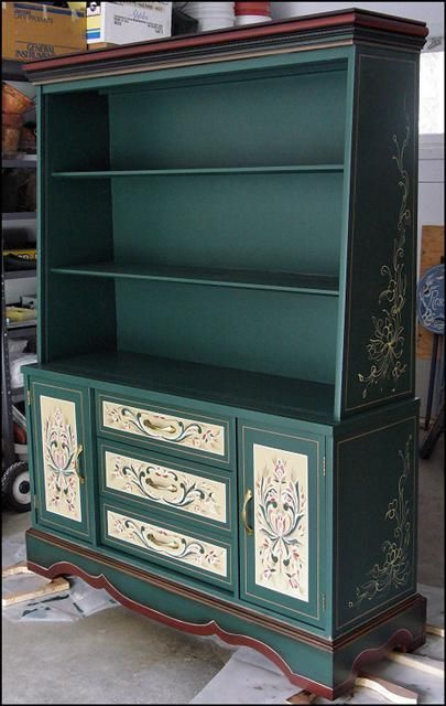 Rosemaling Projects