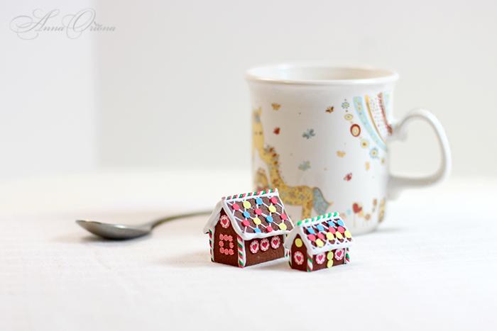 кулинарная миниатюра, урок, подарок на новый год