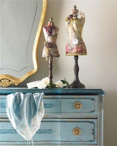 Манекены в интерьере и декоре комнаты - Ярмарка Мастеров - ручная работа, handmade