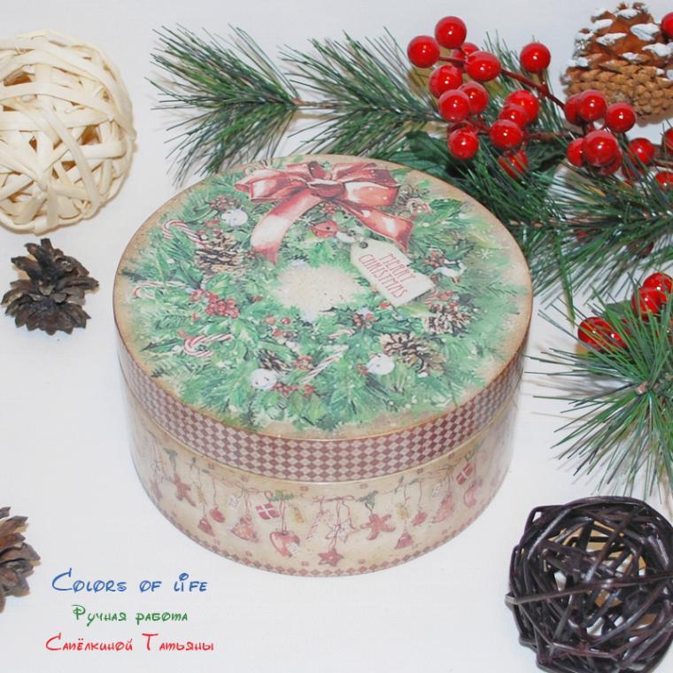 новый год 2015, новогодние украшения, рождественский подарок