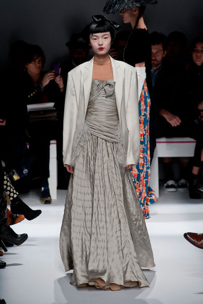 Schiaparelli Haute Couture весна-лето 2014, фото № 15