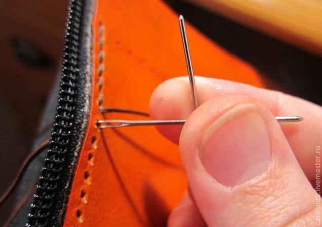 Как правильно шить иголкой вручную
