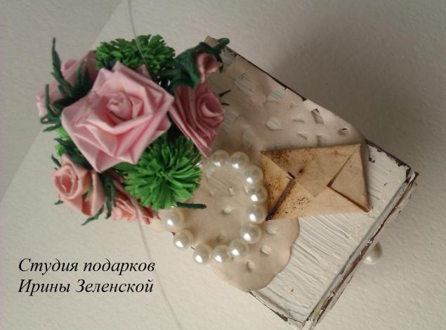 комод, подарок, письмо