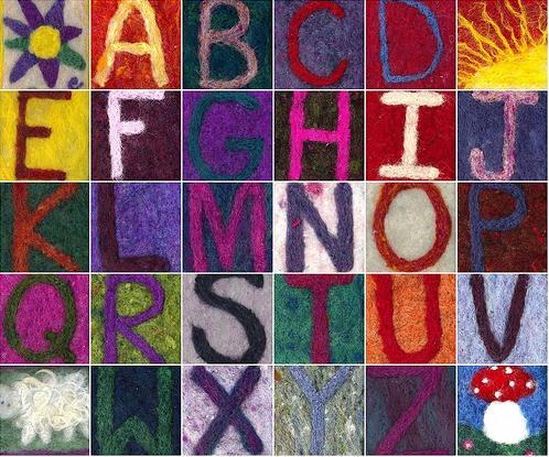 забавные алфавиты