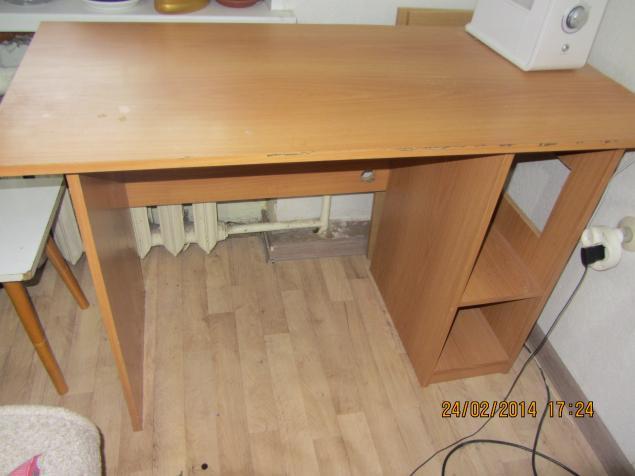 переделка, стол