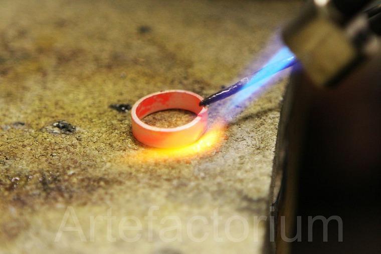 мастер-класс в москве, обучение ювелирному делу, ювелирное дело, серебряное кольцо, кольцо своими руками, мастер-класс, интересное кольцо, кольцо handmade