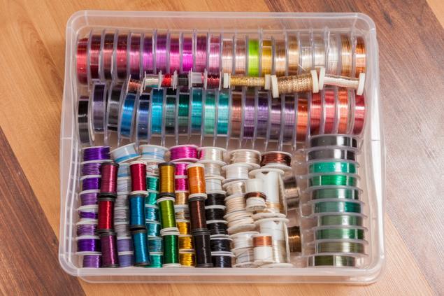 wire work, материалы для творчества