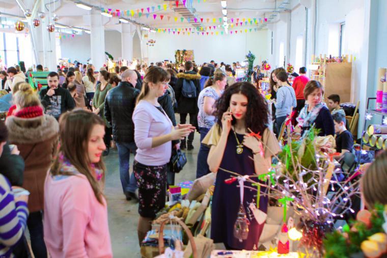 выставка-ярмарка, валентинки, хендмейд