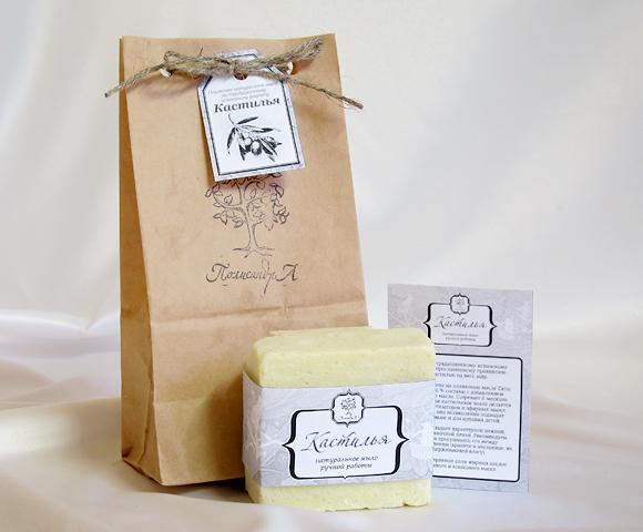 Упаковка своими руками для ручного мыла