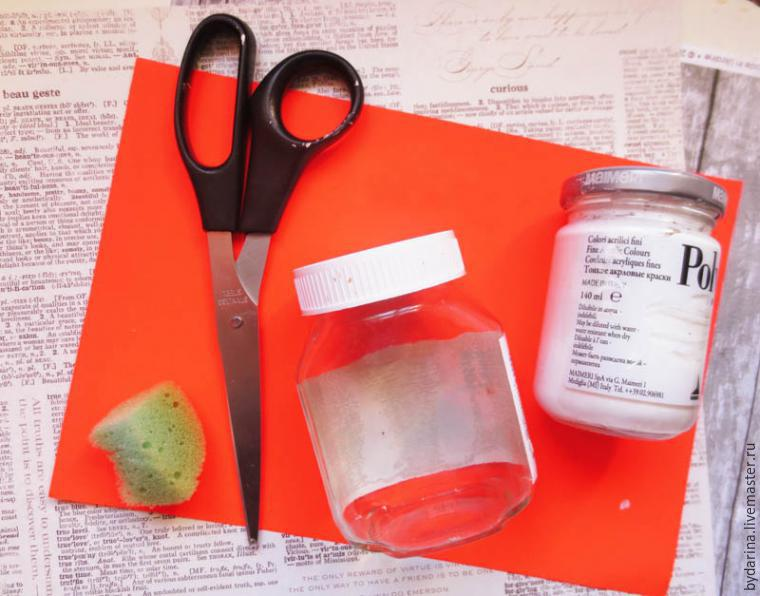 DIY Jar With Wishes For Valentine's Day, фото № 1