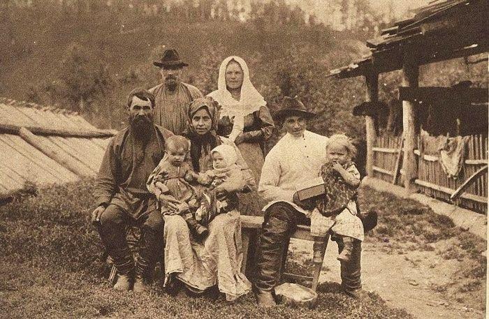 Старые фото - Быт Енисейской губернии конца XIX </div> </div> <div class=