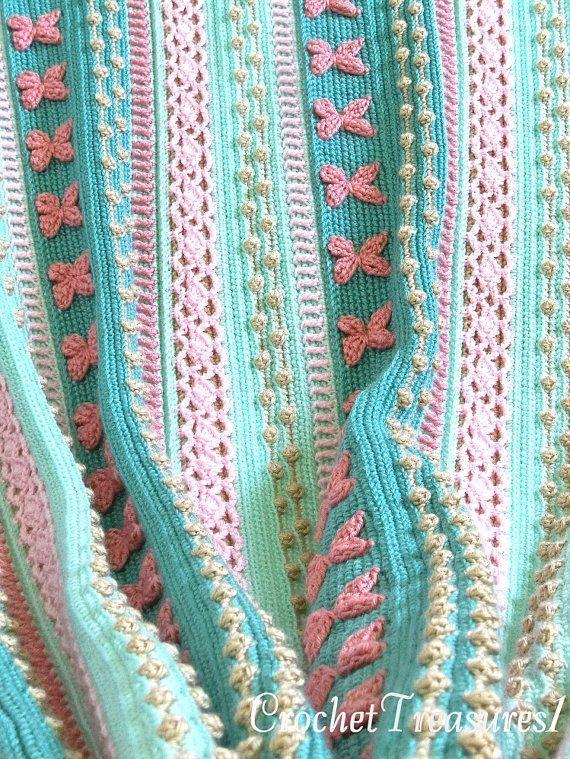 crochet blanket, inspiration.