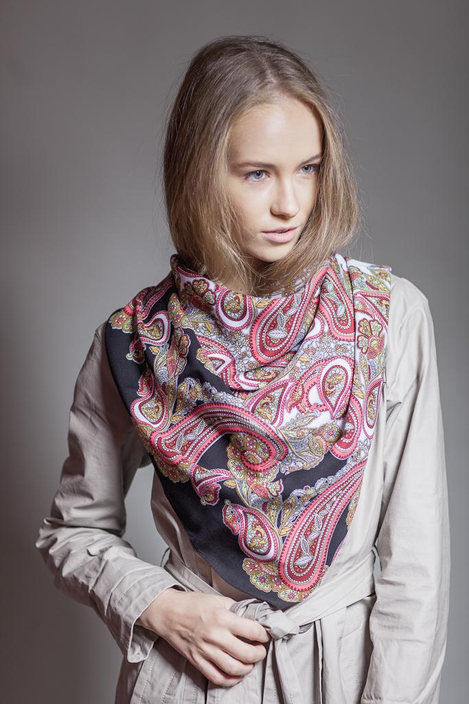 шарф, мужская одежда