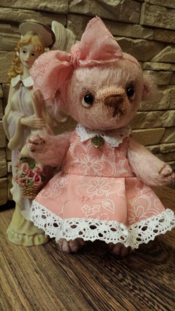 мишки тедди, мишка девочка, новинка магазина, покупка, купить подарок, ручная работа, авторская игрушка