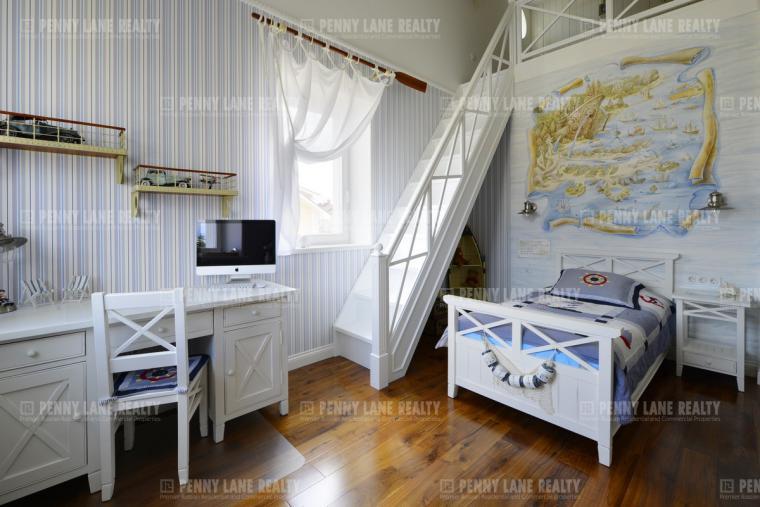 шторы в морском стиле для детской фото