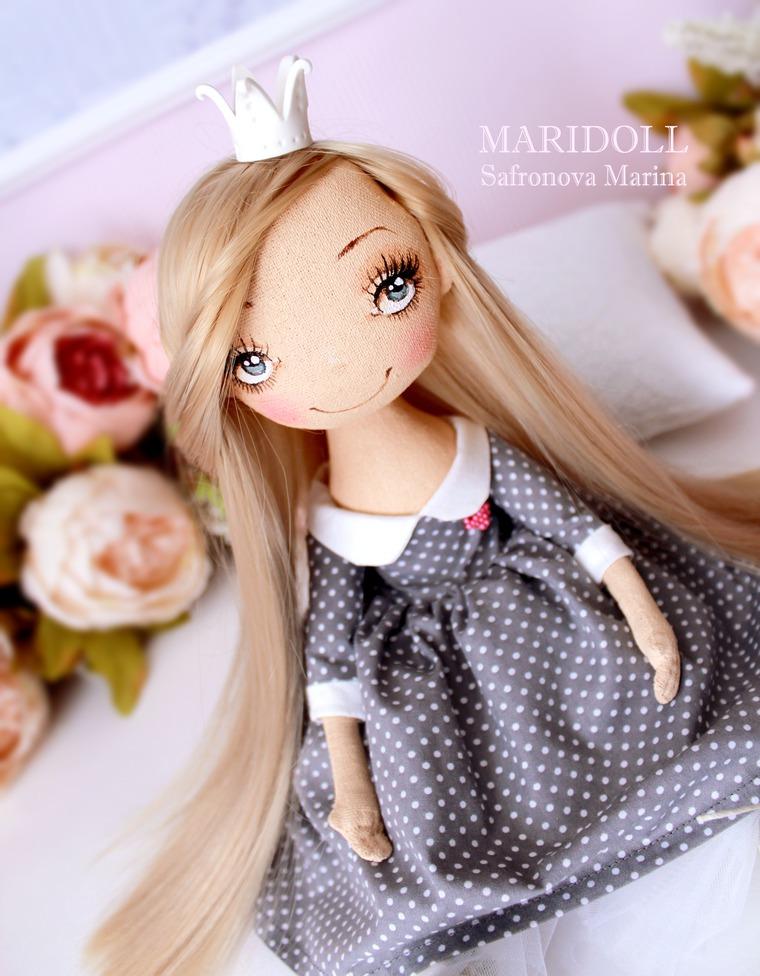 принцесса, кукла для подруги