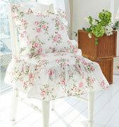 Декор стула в прованском стиле