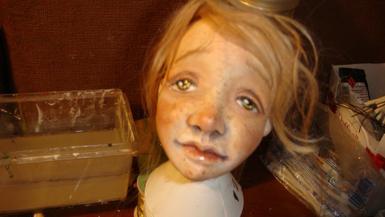 Трахнул дорогую куклу