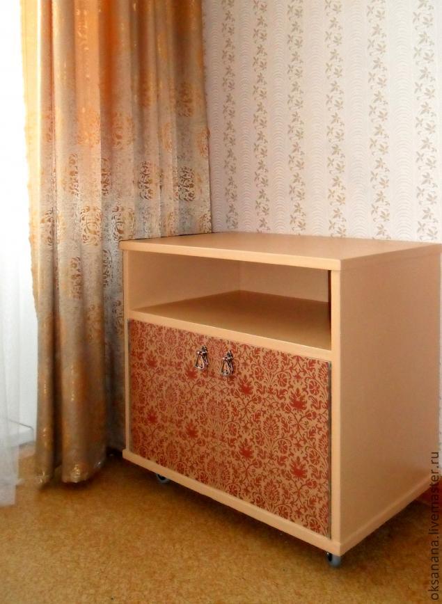 Обновляем мебель своими руками
