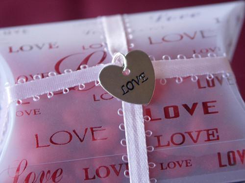 Влюбленное сердце. Оригинальные идеи упаковки подарка., фото № 34