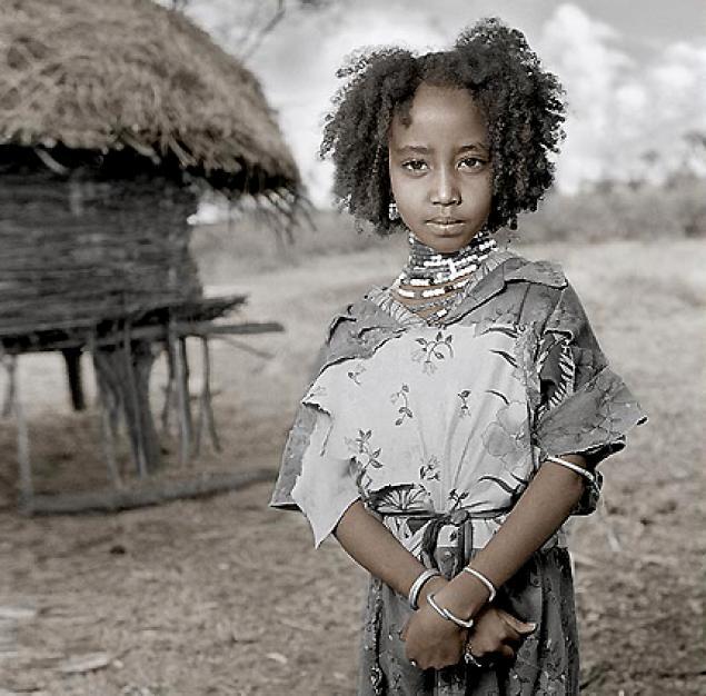 Сиськи женщин африканских племен 1 фотография