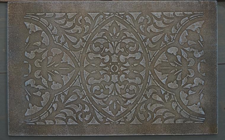 Тиснение орнамента на мебели. Мастерская Натальи Строгановой. Отчет. Часть 2, фото № 14