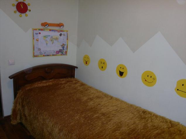 риунки на стенах