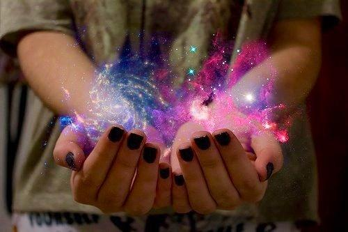 Как сделать  волшебство