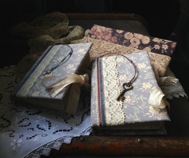 блокноты, текстильные блокноты, блокнот в мягкой обложке