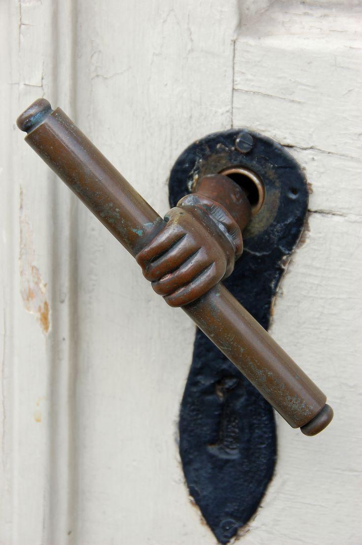 Как сделать ручки для дверей своими руками
