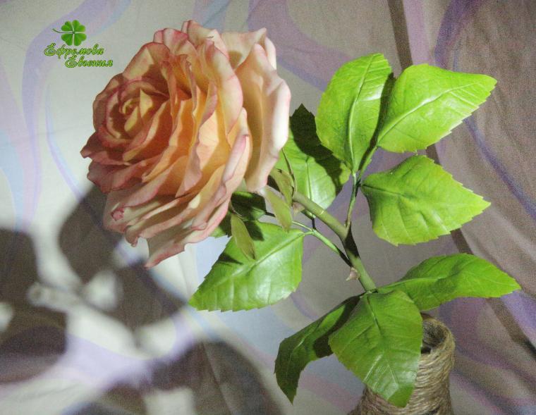 роза, презент