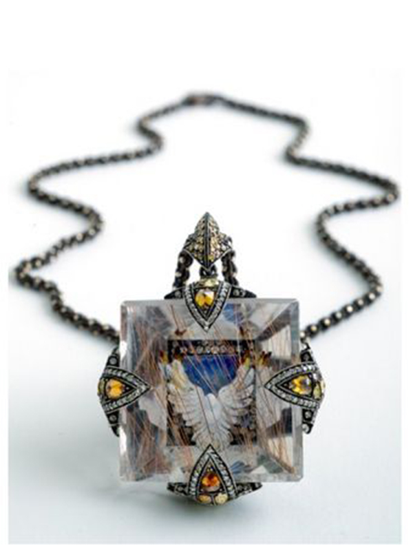 Невероятные украшения Севана Бичакчи