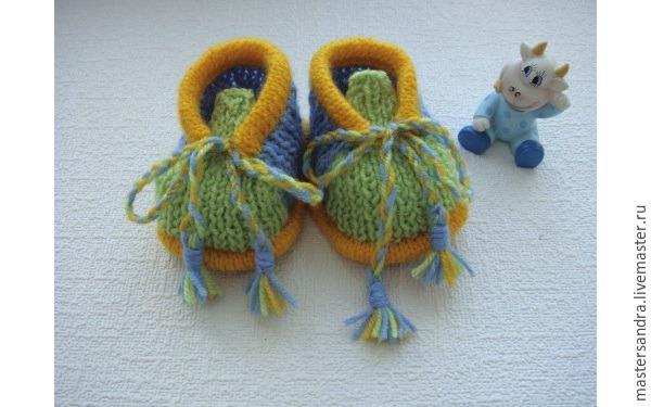 非常简单,可爱的宝贝鞋(大师班) - maomao - 我随心动