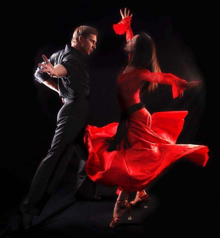 картинке любимой танец масло