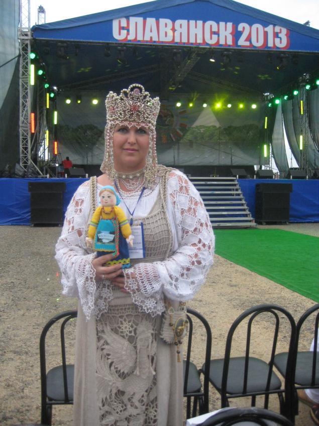 Международный фестиваль славянской культуры. Славянск-на- Кубани 2013., фото № 21