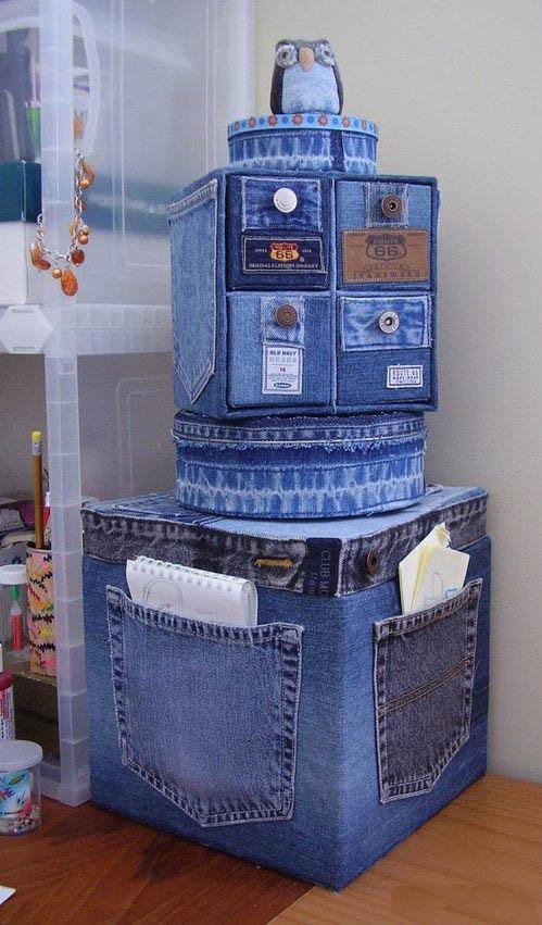 Утилизация джинсов, фото № 4