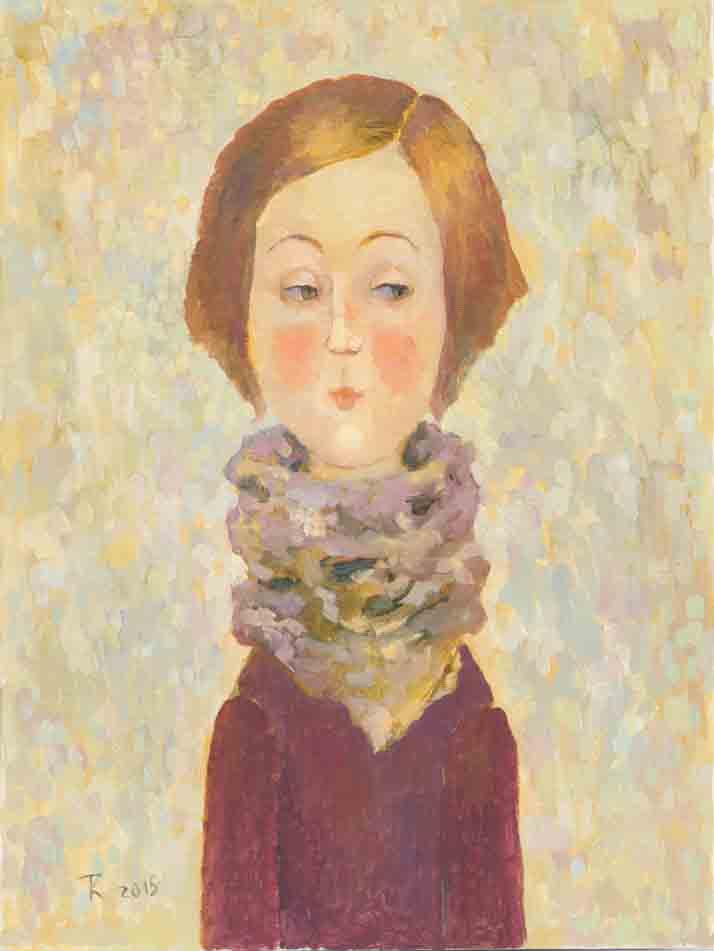 картина, портрет