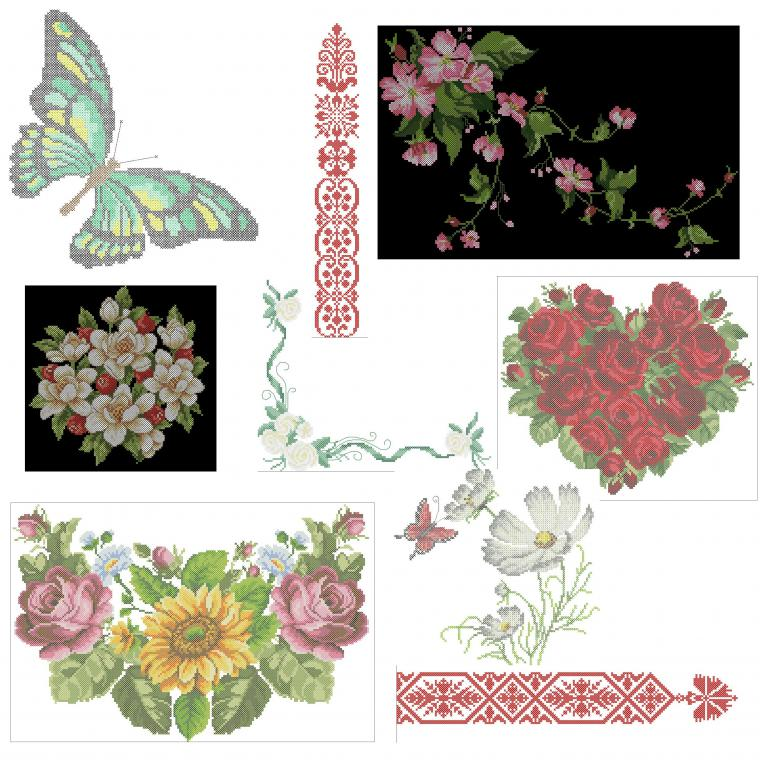 Дизайн вышивки для официальный сайт 125