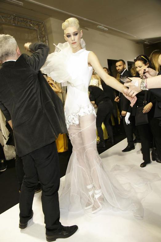 Stephane Rolland Haute Couture весна-лето 2014, фото № 35