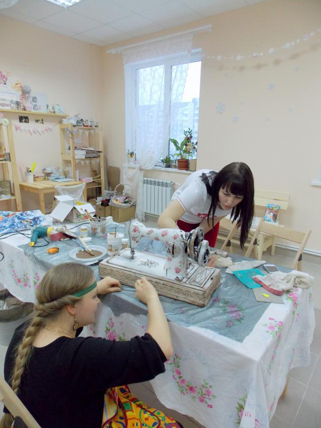 Реанимация швейной машины, фото № 8
