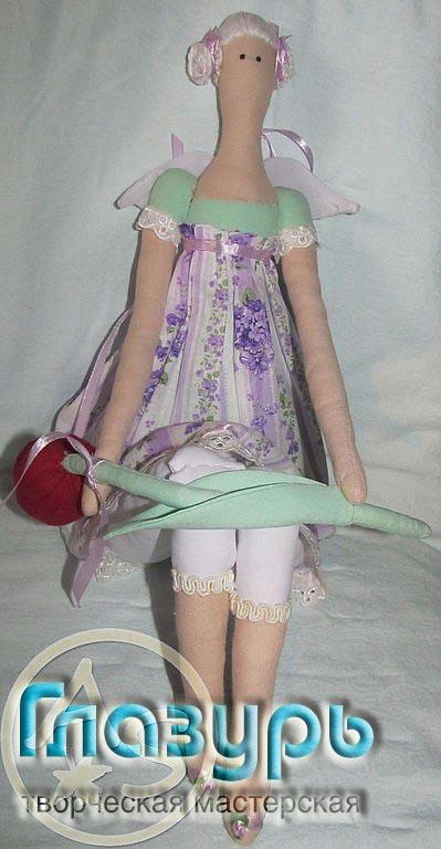 тильда мастер-класс, мастер-класс по кукле, тильда ангел, кукла своими руками, кукла