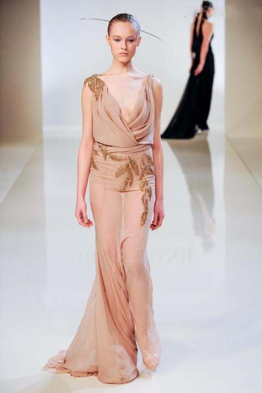 Dilek Hanif Haute Couture весна-лето 2014, фото № 21