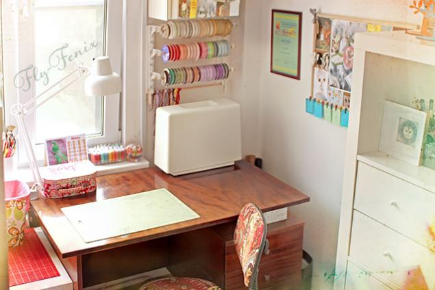 Комната для рукоделия - самое интересное в блогах.