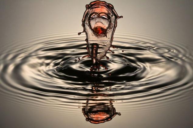 как сфотографировать движение воды общегосударственной электронной